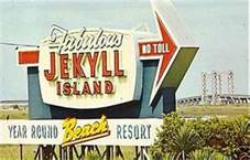 Jekyll Entrance sign