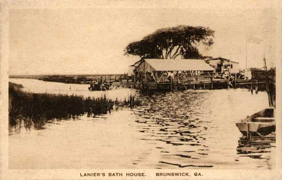 Lanier's Bath House